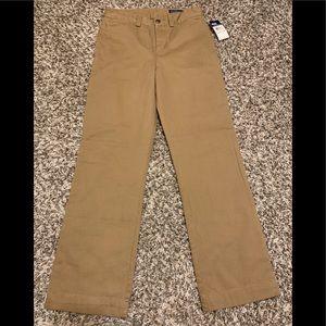 Boys Polo Ralph Lauren khaki pants size 10